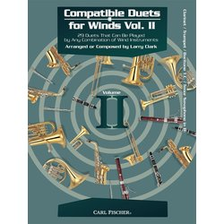 Compatible Duets for Winds Vol.2 - Clarinet/Trumpet