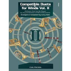 Compatible Duets for Winds Vol.2 - Flute/Oboe