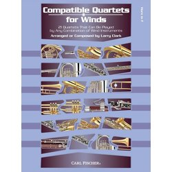 Compatible Quartets for Winds - F Horn