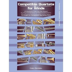 Compatible Quartets for Winds - Trombone
