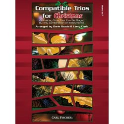 Compatible Trios for Christmas - F Horn