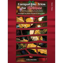 Compatible Trios for Christmas - Piano/Score