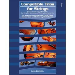 Compatible Trios for Strings - Double Bass
