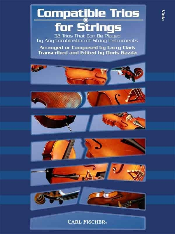 View larger image of Compatible Trios for Strings - Viola