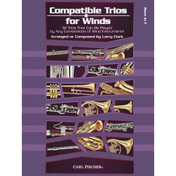 Compatible Trios for Winds - Horn