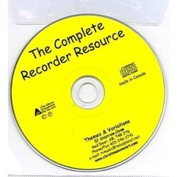 Complete Recorder Resource Kit Book 1 - CD Only