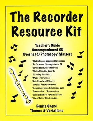 View larger image of Complete Recorder Resource Kit Book 1 - Teacher's Guide with PowerPoints