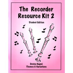 Complete Recorder Resource Kit Book 2 - Student