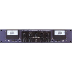 Manley Vari-MU Compressor with M/S and T-Bar Mod