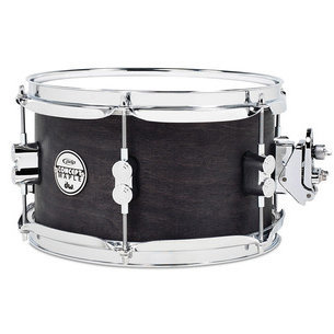 View larger image of Concept Maple Snare Drum - 6x12, Black Wax, Chrome