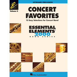 Concert Favorites Volume 2 - Keyboard Percussion