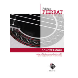 Concertango (Pierrat) - Guitar & Violin Duet