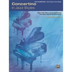 Concertino in Jazz Styles (2P4H)
