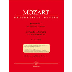 Concerto for Oboe and Orchestra C major K.314 - (Mozart)