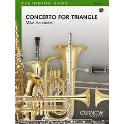 Concerto for Triangle and Band - Score & Parts, Grade 0.5
