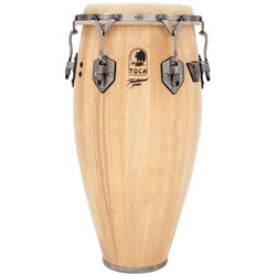 "Toca Traditional Quinto Conga Drum - 11"", Natural"