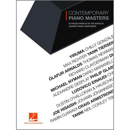 View larger image of Contemporary Piano Masters