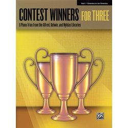 Contest Winners for Three, Book 1 (1P6H)