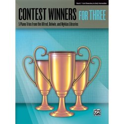 Contest Winners For Three, Book 2 (1P6H)