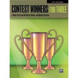 Contest Winners For Three, Book 3 (1P6H)