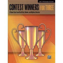 Contest Winners for Three, Book 4 (1P4H)