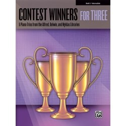 Contest Winners for Three, Book 5 (1P6H)