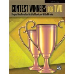Contest Winners for Two, Book 1 (1P4H)