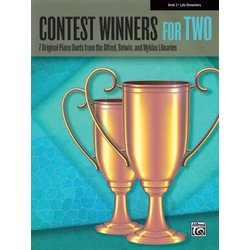 Contest Winners for Two, Book 2 (1P4H)