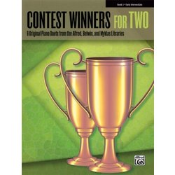 Contest Winners for Two, Book 3 (1P4H)