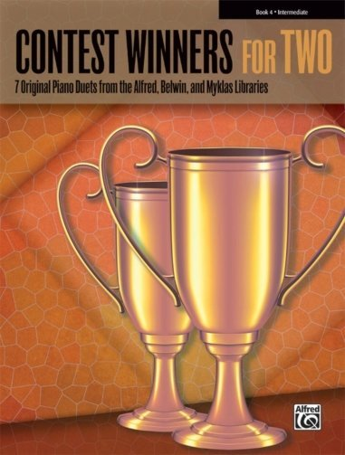 View larger image of Contest Winners for Two, Book 4 (1P4H)