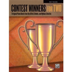 Contest Winners for Two, Book 4 (1P4H)