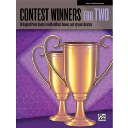 Contest Winners for Two, Book 5 (1P4H)