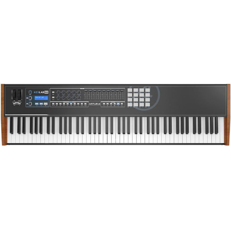 View larger image of Arturia Limited Edition KeyLab 88-Key MKII Keyboard Controller - Black