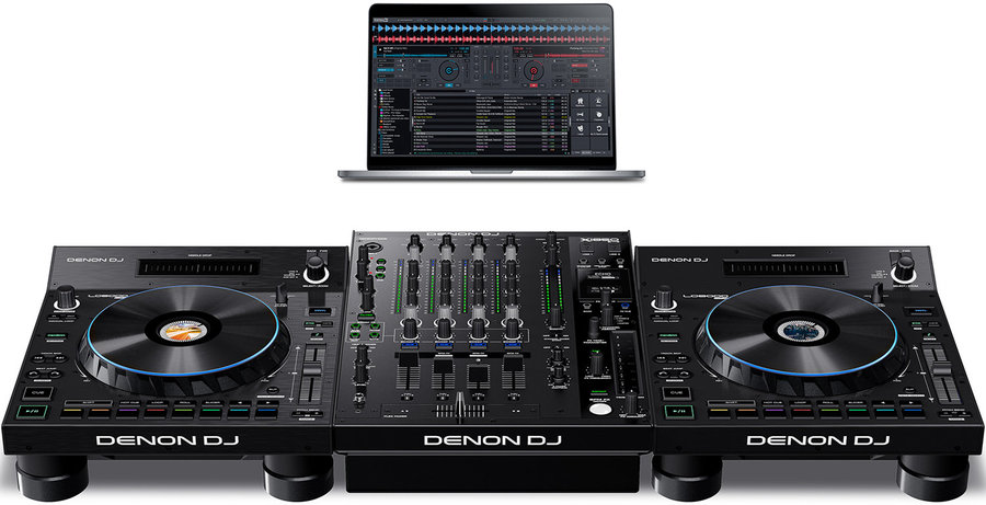 View larger image of Denon DJ LC6000 Prime Performance Expansion Controller