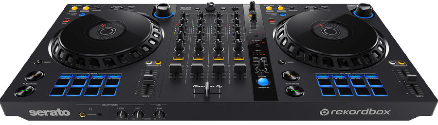 View larger image of Pioneer DDJ-FLX6 4-Channel DJ Controller for Rekordbox and Serato DJ Pro