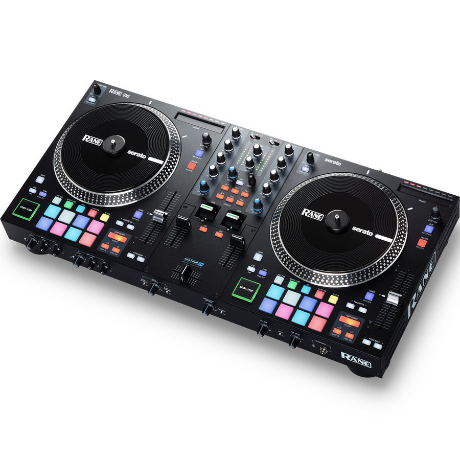 View larger image of Rane One DJ Controller