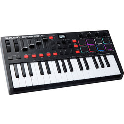 M-Audio Oxygen Pro Mini Keyboard Controller