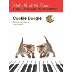 Cookie Boogie - Piano Duet (1P4H)