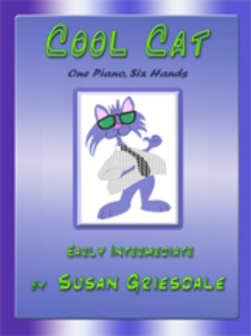 View larger image of Cool Cat (Griesdale) - Piano Trio (1P6H)