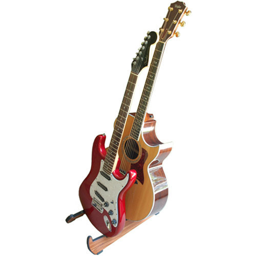 View larger image of Cooperstand Pro-Tandem Wooden Guitar Stand