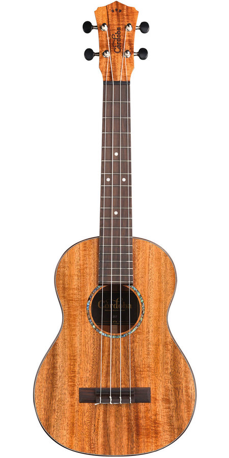View larger image of Cordoba 35T Tenor Ukulele - Abalone