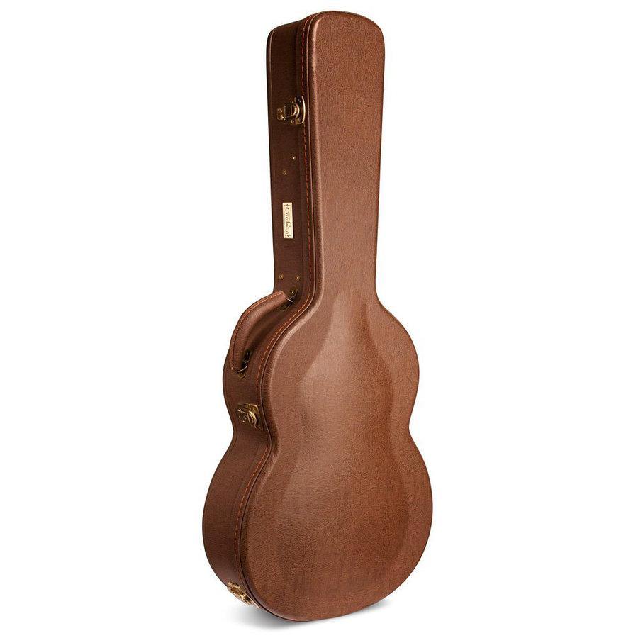 View larger image of Cordoba Arch-Top Classical Guitar Case - Full Size, Brown