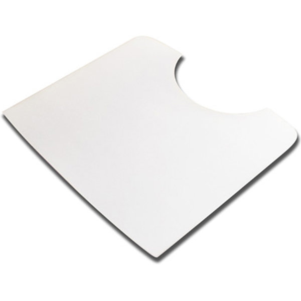 View larger image of Cordoba Flamenco-Style Tap Plate - Clear