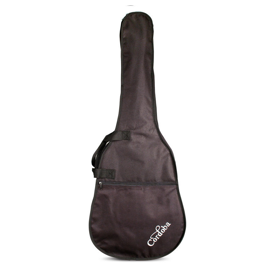View larger image of Cordoba Standard Classical Guitar Gig Bag - 3/4 Size (630mm scale), Black