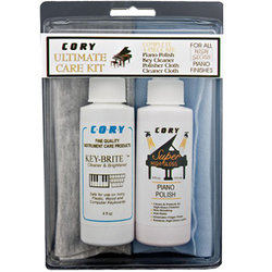 Cory Piano Ultimate Care Kit for Satin Pianos