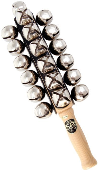 View larger image of Cosmic Percussion CP374 Sleigh Bells - 25 Bells