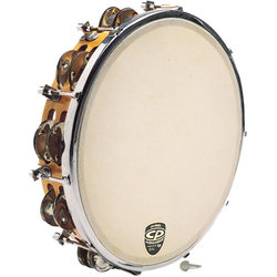 Cosmic Percussion CP391 10 Tuneable Wood Tambourine