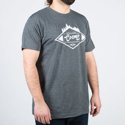 Cosmo Canadiana T-Shirt - Grey, Men's Small
