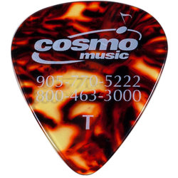 Cosmo Guitar Picks - 10 Pack, Thin