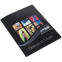 Cosmo Music Band Folder - Small